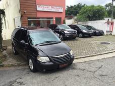 Chrysler Caravan Lx 2006/2007 Blindada Por R$ 34.799,99
