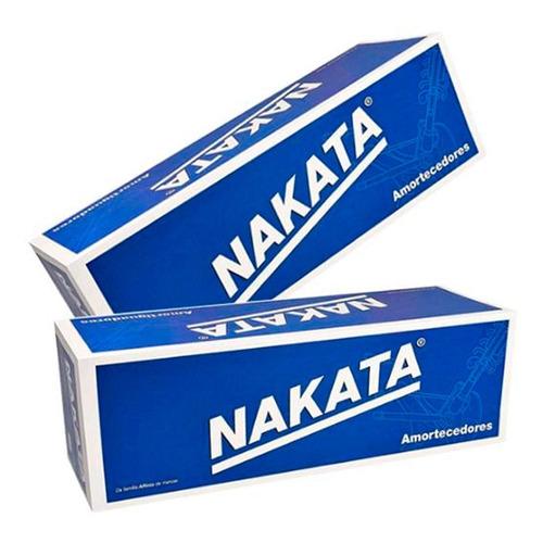 Imagem 1 de 1 de Par Amortecedor Dianteiro Nakata Vw Gol 1994 1995 1996 1997