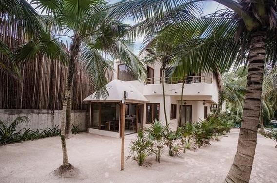 Casa En Renta Tulum Zona Hotelera