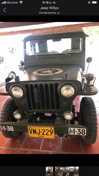 Jeep 1950 Willys