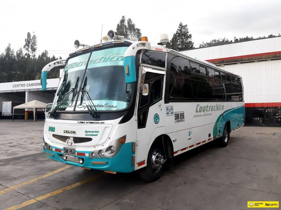 Bus Hino 2009