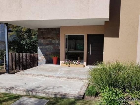 Casas Venta 3 Dormitorios La Rufina Lote Plano