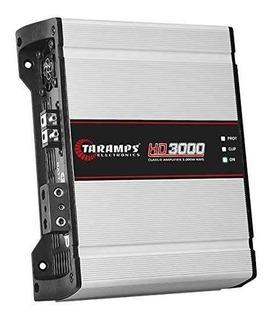 Amplificador Mono Hd De Gama Completa Hd 3000 De 2 Ohmios De