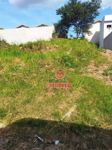 Terreno À Venda, 202 M² Por R$ 130.000,00 - Jardim Parque Jupiá - Piracicaba/sp - Te0511