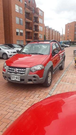 Camioneta Cabina Extendida Fiat Astrada1600