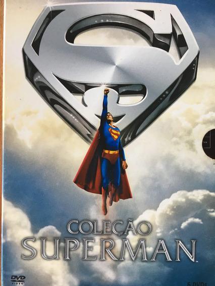 Coleção Superman Dvd