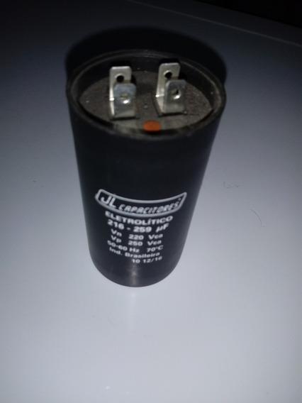 Capacitor Eletrolitico 216 - 259 Uf