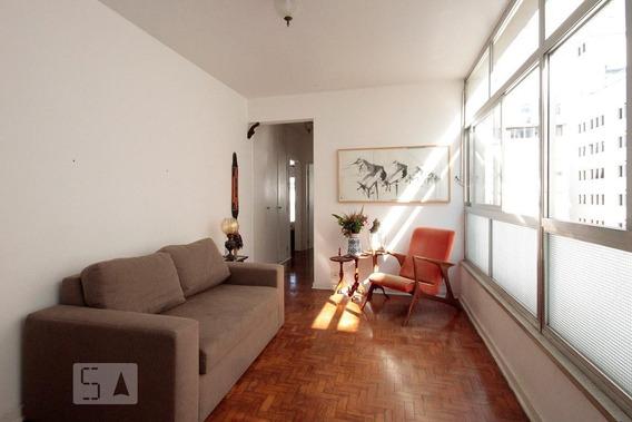 Apartamento Para Aluguel - Santa Cecília, 2 Quartos, 90 - 893115495