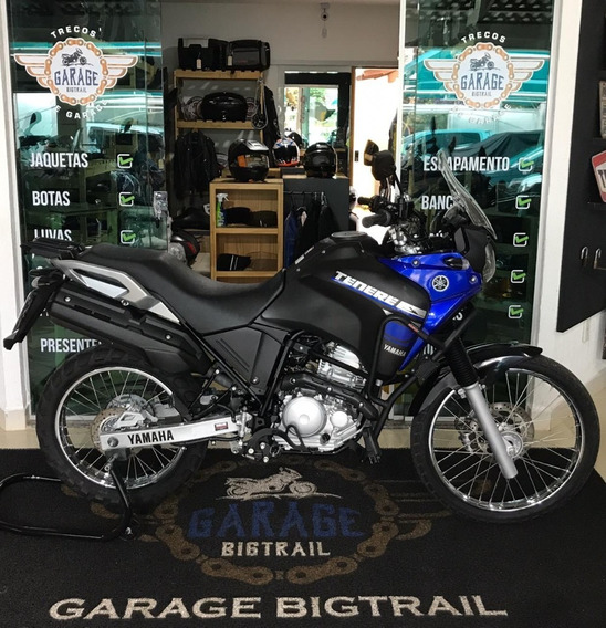 Yamaha Xtz 250 Tenere - Blue Flex - Único Dono