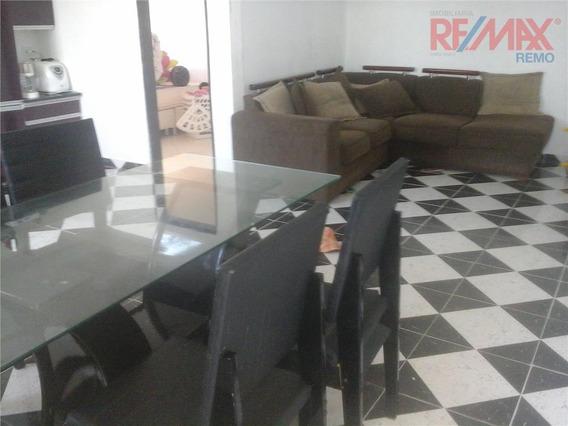 Casa Com 2 Dormitórios À Venda, 150 M² Por R$ 400.000 - Jardim Jurema - Valinhos/sp - Ca3509 - Ca3509