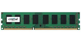 Memoria De Pc Crucial Ddr3 4gb 1600 Mhz Sampler