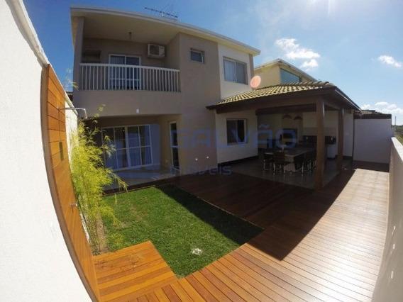 Linda Casa 4 Quartos/suíte No Condomínio Aldeia Parque - Colina De Laranjeiras, Serra - Es. - Ca00033 - 4735748