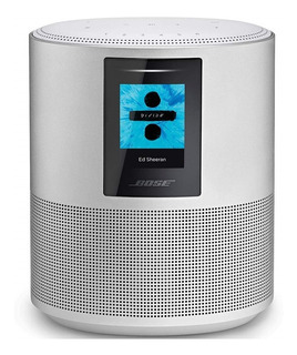 Bose Home Speaker 500 Alexa Voice Silver Parlantes Bluetooth