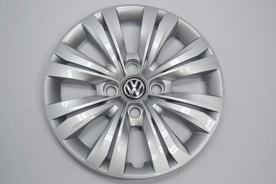 Calota Aro 14 Original Volkswagen Gol Voyage G6 G7