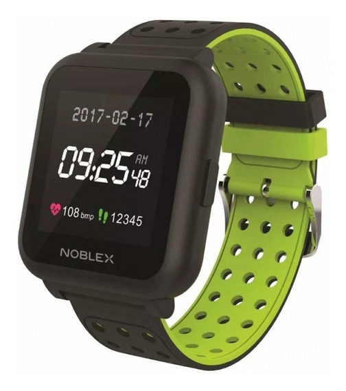 Reloj Smart Watch Noblex Go Street Sw520s Sport Android Ios