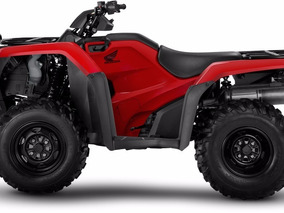 Cuatri Honda 420