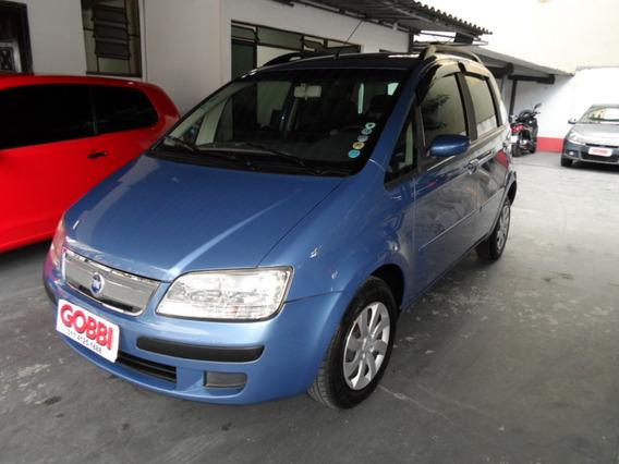 Fiat / Idea Elx 1.4 2006 Azul
