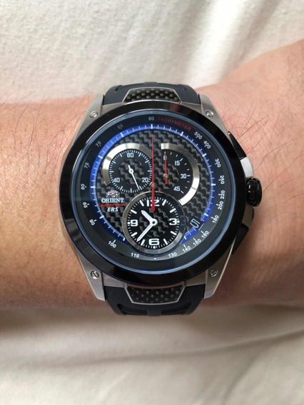 Relógio Orient Speed Tech Ers Cronógrafo