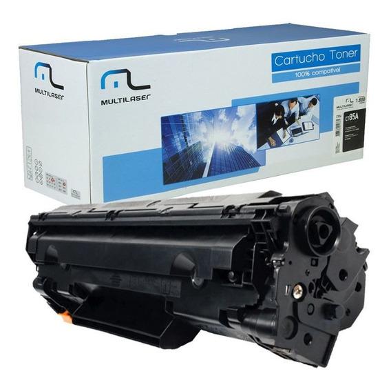 Toner 85a 285a Novo Compatível P1102w 1005 1212 1132 1120