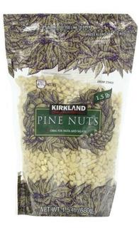 Kirkland Piñones Crudos, 24 Oz