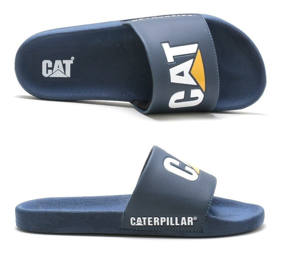 Chinelo Masculino Caterpillar 90% Off Top Barato Cat Só Hoje