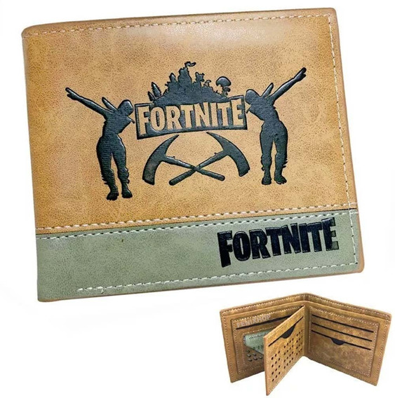 Fortnite Cartera Envio Gratis Royale Billetera Battle Squad2