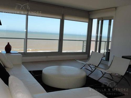 Departamento - Playa Brava, Le Parc, 2 Suites, Toilette Y Dependencia