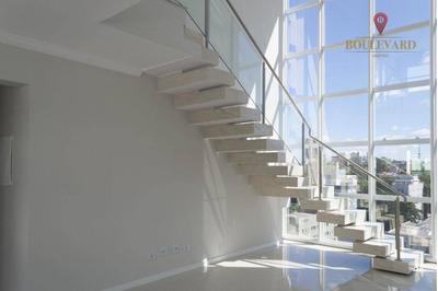 Cobertura Duplex Com Terraço Vende No Edifício San Pietro No Centro - Co0026