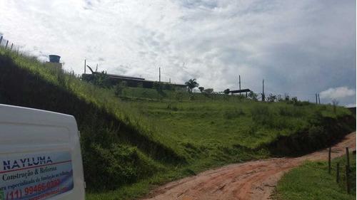 Imagem 1 de 9 de Terreno Guararema X Santa Branca Com 1.530 Metros Quadrados