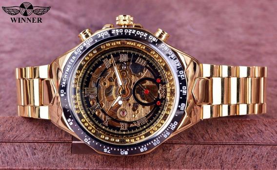 Relógio Winner Masculino Automático