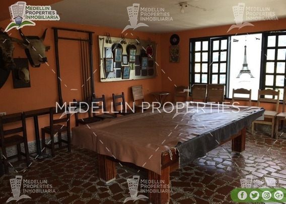 Casa Finca Amoblada En Copacabana Antioquia Cód: 4834