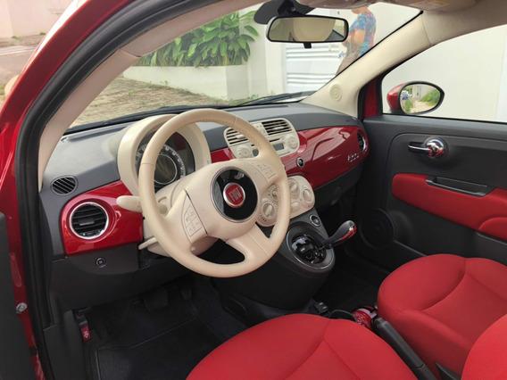 Fiat 500 1.4 Cult Flex Dualogic 3p 2015