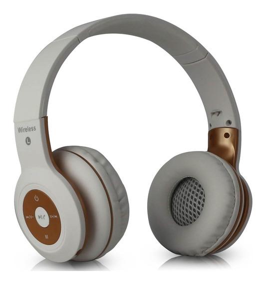 Fone De Ouvido Bluetooth Headphone Sem Fio Wireless
