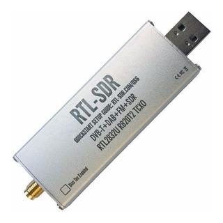 Sdr Hf Receptor Vhf Uhf Para Pc Por Software Sin Antena V3