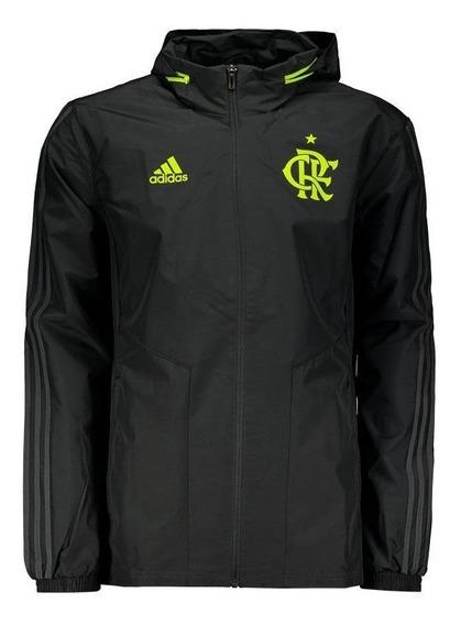 Blusa Corta Vento Do Flamengo Mengão Nova - Oficial