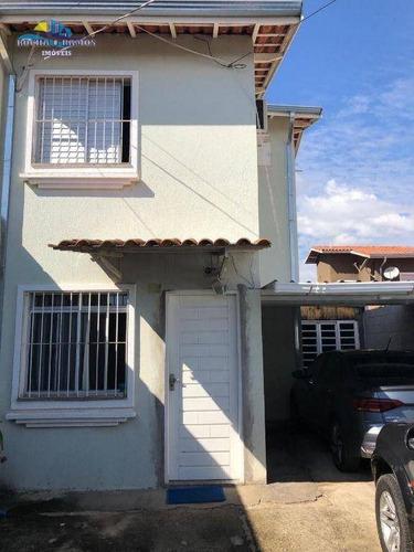 Imagem 1 de 13 de Casa Venda Residencial Cosmo Campinas Sp - Ca0881