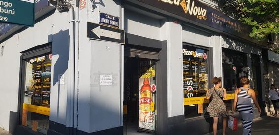 Bar Pizzeria Rotiseria Funcionando, Precio Negociable