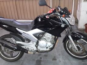 Yamaha Fazer Ys 250 2012 Preta