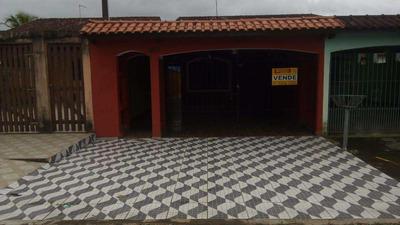 Casa Com 2 Dorms, Balneário Itaguai, Mongaguá - R$ 270 Mil, Cod: 7193 - V7193