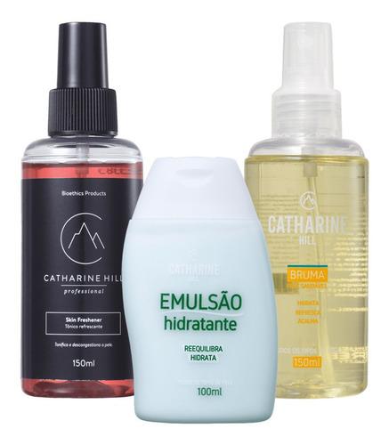 Imagem 1 de 4 de Hidratante + Bruma + Tônico Refrescante - Catharine Hill