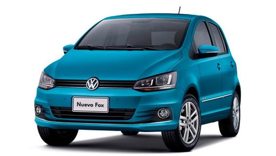 Volkswagen Fox 1.6 Msi Connect Manual