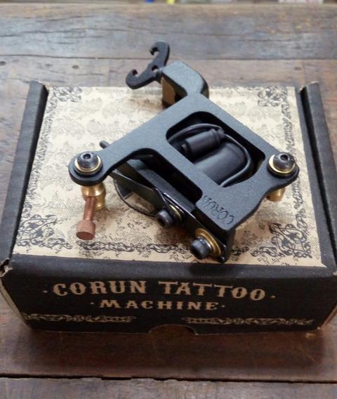 Máquina Tatuagem/tattoo Corun Pintura Ou Traço