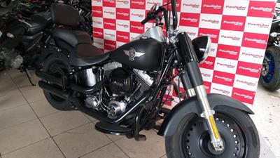 Harley- Davidson Flstfb Preta 2016