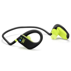 Fone De Ouvido Jbl Endurance Dive Bluetooth Ipx7 - Verde
