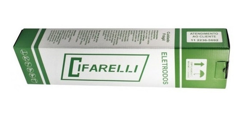 Imagem 1 de 2 de Eletrodo 6013 Cifarelli 2,5mm  Pct C/1kg