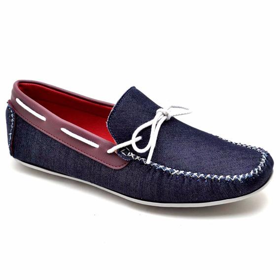 Sapato Mocassim Masculino 100% Couro Casual Social 9 Modelos