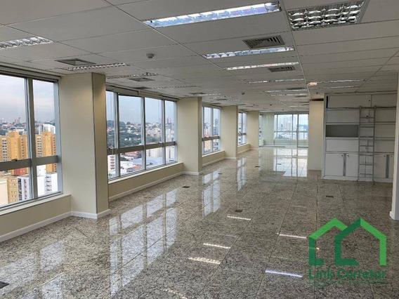 Laje Para Alugar, 386 M² Por R$ 18.528,00/mês - Jardim Guanabara - Campinas/sp - Lj0006