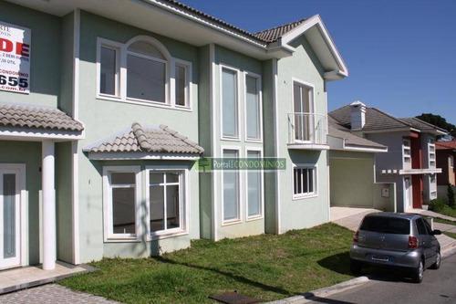 Casa Com 4 Dormitórios À Venda, 298 M² Por R$ 1.549.600,00 - Santa Felicidade - Curitiba/pr - Ca0020