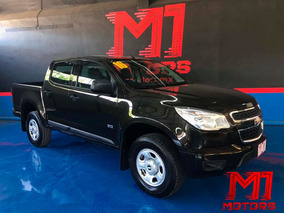Chevrolet S-10 Doble Cabina Mt 2016 Cafe $ 255,000