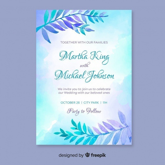 Invitacion Tarjeta Imprimible 15 Años Casamiento M118